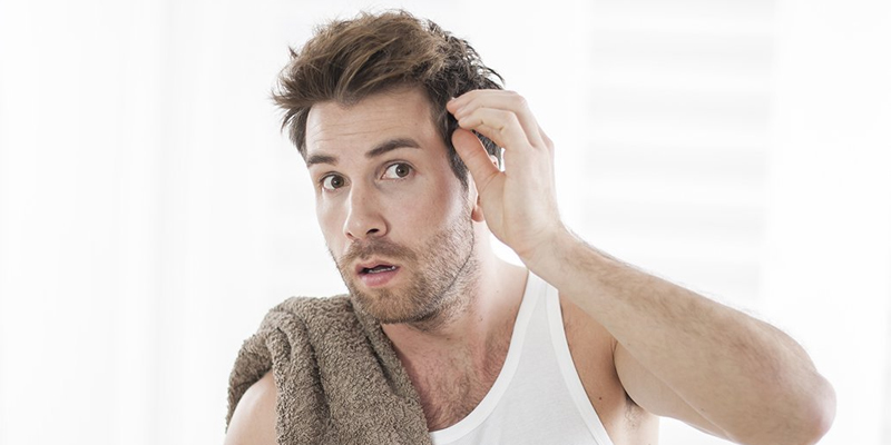 Working out cause hair loss Dubai
