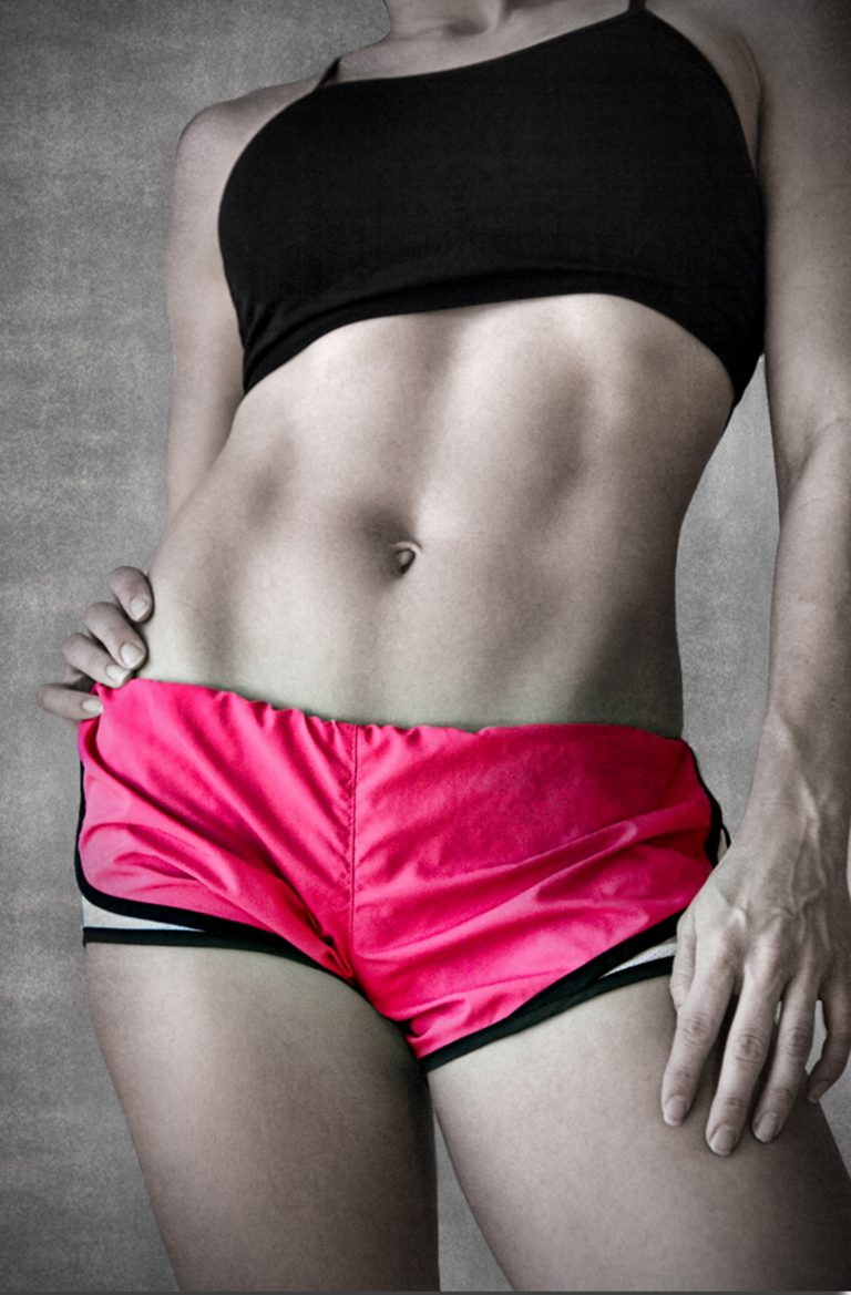 perfect lower abs