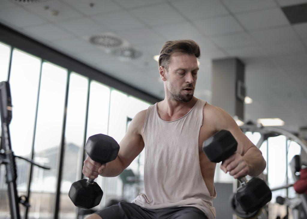 pec workout